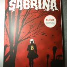 CHILLING ADVENTURES OF SABRINA Book One - Graphic Novel YA NEW Netflix