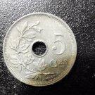 BELGIUM Coin 5 Centimes 1928 KM 67