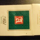 EMPTY Cigarette Box Collectible Indonesia SAMPOERNA Box - good condition