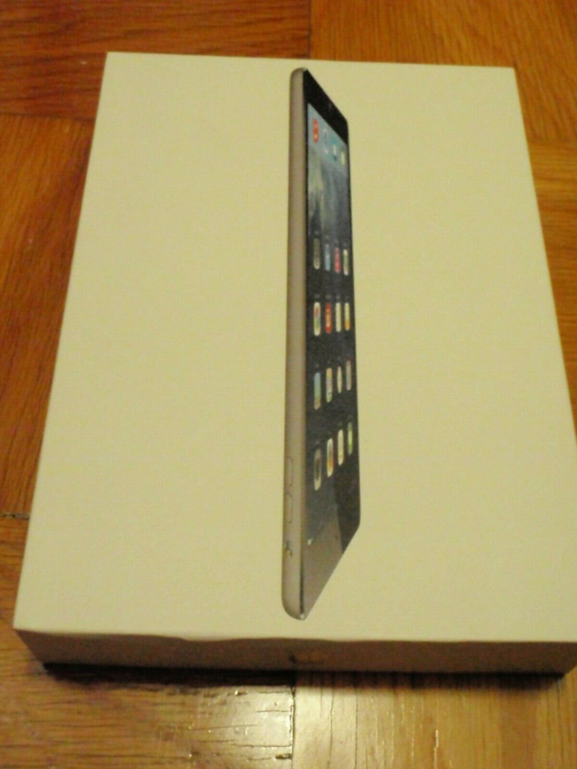 EMPTY BOX for APPLE iPad AIR 16GB Model A1475 ME991LL/A ** EMPTY BOX ONLY **