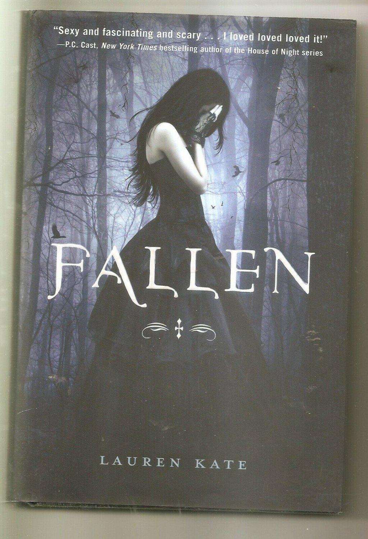 FALLEN - Lauren Kate - YA novel NEW