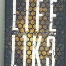 Lifel1k3 (lifelike) by Jay Kristoff (English) Hardcover Book - new - free ship!