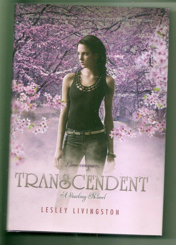 Transcendent (Starling Trilogy), Lesley Livingston - NEW