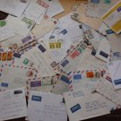 GERMANY - Big Lot of 50+ Covers 1970s-2000s to USA Postal History