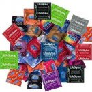 Durex condoms  , Trojan, , Lifestyles, Crown, One,  and More Variety Pack (48)