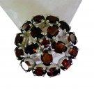 Riyo Garnet Cheap 925 Silver Jewelry Promise Ring Sz 6 Srgar6-26133