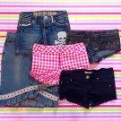 Lot Of 5 Gyaru Shorts Liz Lisa Sugargloss Swordfish Tralala Size S