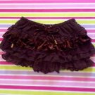Liz Lisa Brown Sukapan Mini Skirt Size S Japanese Fashion