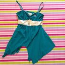 Golds Infinity Green Onepiece Dress Size XS Gyaru Fashion