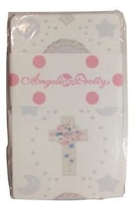 Angelic Pretty Milky Cross Tights in White Lolita Fashion