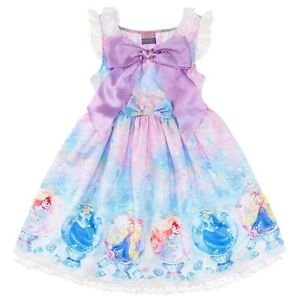 Angelic Pretty x Disney Store Japan Fairy Season Lolita JSK Dress