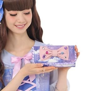 Angelic Pretty x Disney Store Japan Dreamy Luna Rapunzel Lolita Wallet