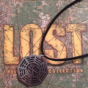 LOST TV Series The Dharma Initiative Swan Station Pendant Necklace