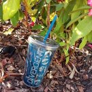 DIVERGENT Plastic Tumbler Cup With Lid And Straw Official NECA Merchandise