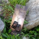 "The Twilight Saga New Moon ""Edward and Bella"" Dog Tags by NECA"