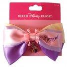 Tokyo Disney Resort Princess Rapunzel Ribbon Barrette