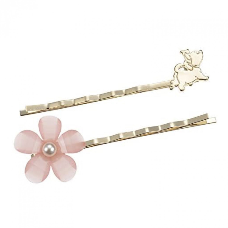 Disney Store Japan Aristocats Marie 2 Hair Pin Set