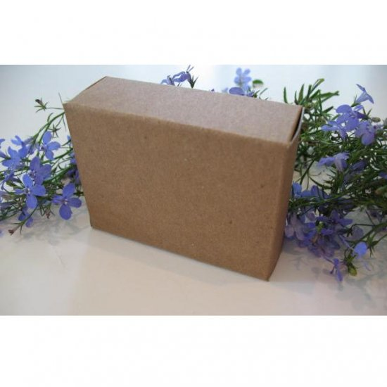 10 Heavy Kraft Soap Boxes for your handmade soaps - made from a high recycled content -  Soap Boxes