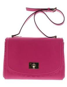 Kate Spade Jazmin Maple Leather Medium Shoulder Bag Crossbody Sweetheart Pink