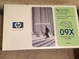 HP LASERJET 09X C3909X Toner Cartridge