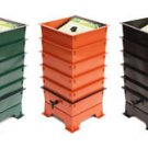 Worm Factory 3,4,5 Tray GREEN, BLACK, TERRACOTTA Worm Composter FREE SHIPPING
