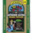 15 Lb. Wiggle Worm Soil Builder Earthworm Castings OMRI Listed Organic Fert.