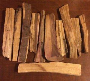 Palo Santo Incense Sticks (Bursera graveolens) 4 oz. Organic Peru