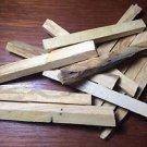 1 oz. Palo Santo Incense Sticks Machine Cut (Bursera graveolens)  Organic Peru