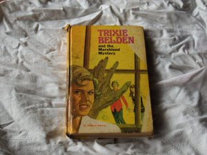 """""""Trixie Belden and the Marshland Mystery"""" by Kathryn Kenny"""