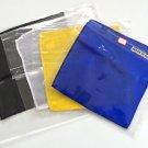 "4 Set MAGICIANS 6"" SILKS Magic Trick Yellow Blue Black White Perfect Thumb Tip"