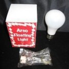 AREO FLOATING LIGHT BULB Complete Stage Magic Trick Floats Prop Up Gimmick Aero