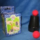 Mini CHOP CUP Plastic Magic Trick Magician Close Up Set Beginner Toy Pocket Ball