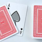 ROYAL BRAIN WAVE DECK Red Blue Card Magic Trick Close Up Mental Playing Magician