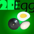 FLATTENED 2D EGG REEL Smashed Magic Trick Pull Close Up