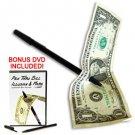 PEN THRU BILL + DVD Penetration Dollar 6 Magic Tricks