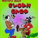 SALE World's Best CLOWN GAGS BOOK Magic Tricks Comedy Funny Comic Props Musson