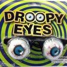 Slinky GOOFY SPRING EYES Droopy Clown Magic Joke Glasses Funny Bloodshot Eyeball