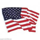 3' x 5' USA FLAG American US Old Glory Stars and Stripes Polyester Fabric Banner