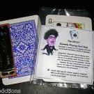 Funny PLAYING CARD GAG HARMONICA Magic Tricks Joke Clown Circus Jumbo Prank Toy