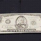 RIPPED AND RESTORED BILL Torn Dollar Money Magic Trick Pocket Bar Restore Rip