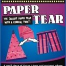 COMEDY PAPER TO HAT SHORTS TEAR Magic Trick Kid Show Restore 5 Sets Tissue Tears