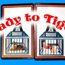LADY TO TIGER CARD TRICK Magic Easy Beginner Puzzle Illusion Toy Pocket Close Up