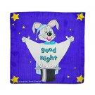 "24"" GOOD NIGHT MAGIC SILK Large Rabbit Scarf Handkerchief Magician Trick Clown"