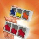 TENYO MYSTERY DOG HOUSE Magic Trick Plastic Box Foam Sponge Puppies Appearing