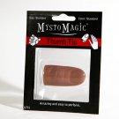 MYSTO THUMB TIP Plastic Finger Fake Magic Trick Magician Silk Vanish STANDARD