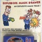 EXPLODING MAGIC DRAWER BOX Prank Magic Trick Joke Magician Gag Toy Funny Bang
