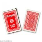 ROYAL UNIVERSAL DECK Variety Set Magic Trick Gag Gaffed Playing Cards Joke Red