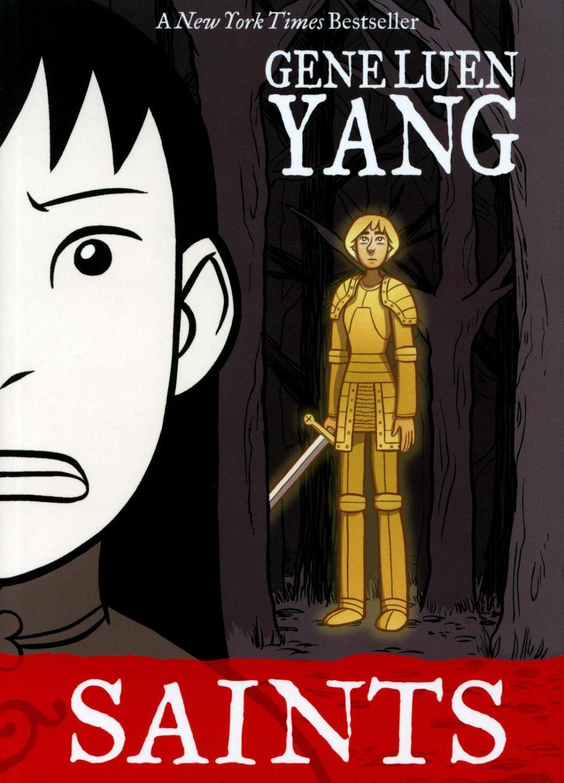 SAINTS - BOXERS by GENE LUEN YANG (2 graphic novels) and more..