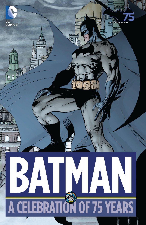 DC Comics-A Celebration of 75 Years - 9 books