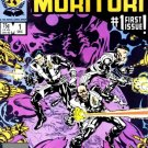 Strikeforce: Morituri - Marvel Comics 32 issues